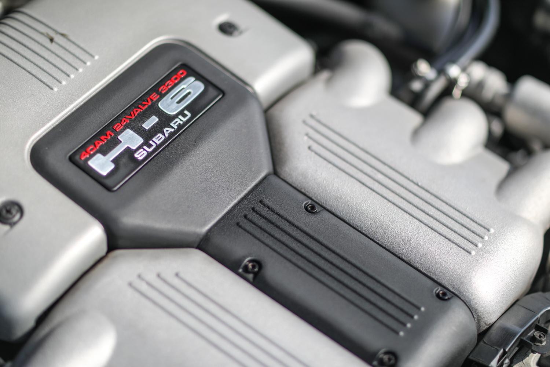 clarion builds 1992 subaru svx 3.3 liter boxer 6