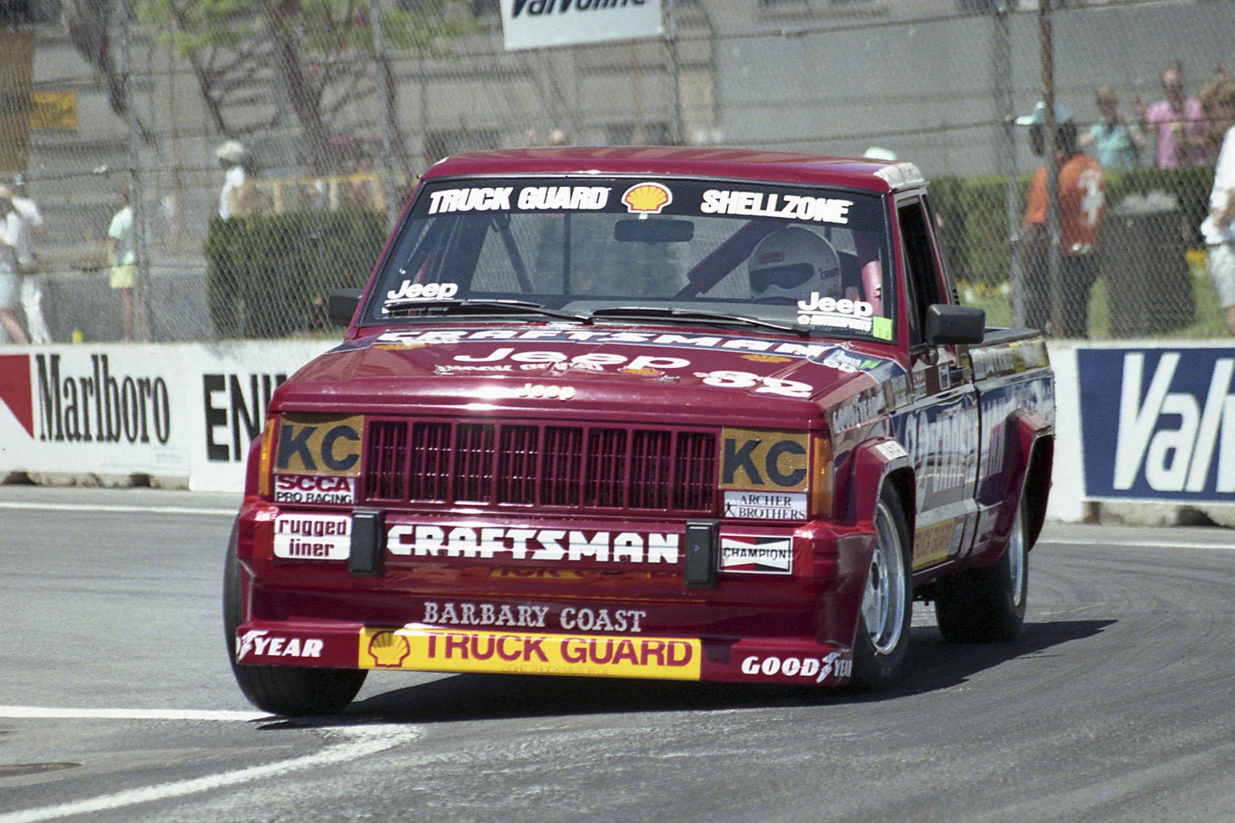 SCCA Race Trucks