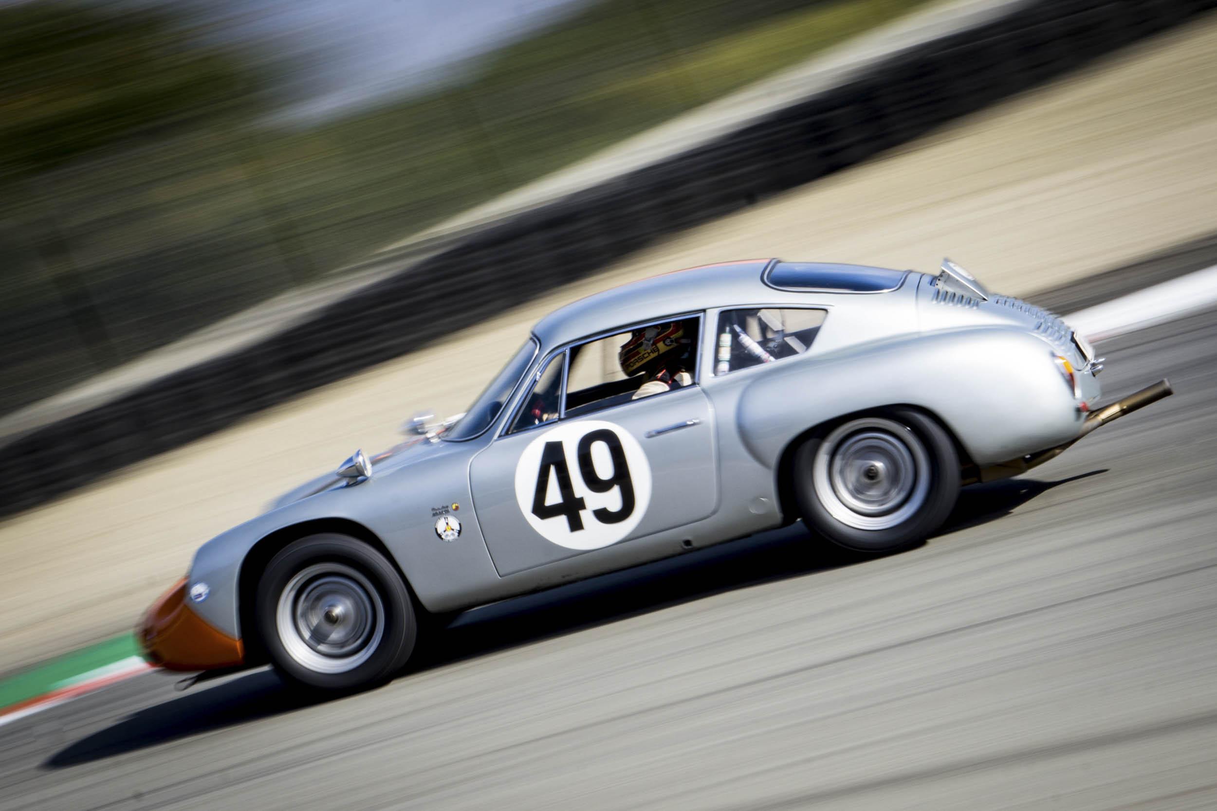 Ranson Webster's 1961 Porsche Abarth Carrera