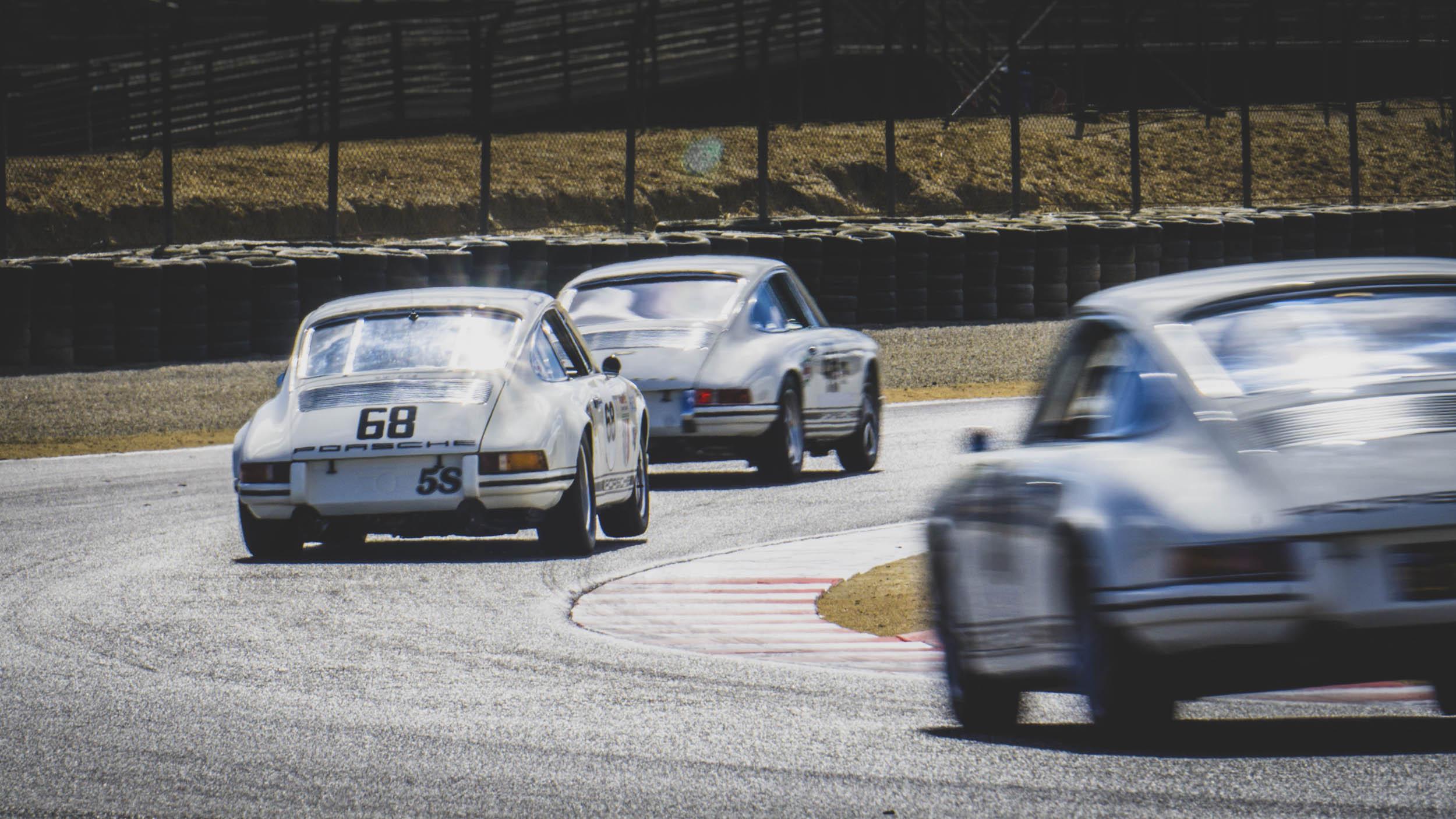 Eifel Trophy Race 911s