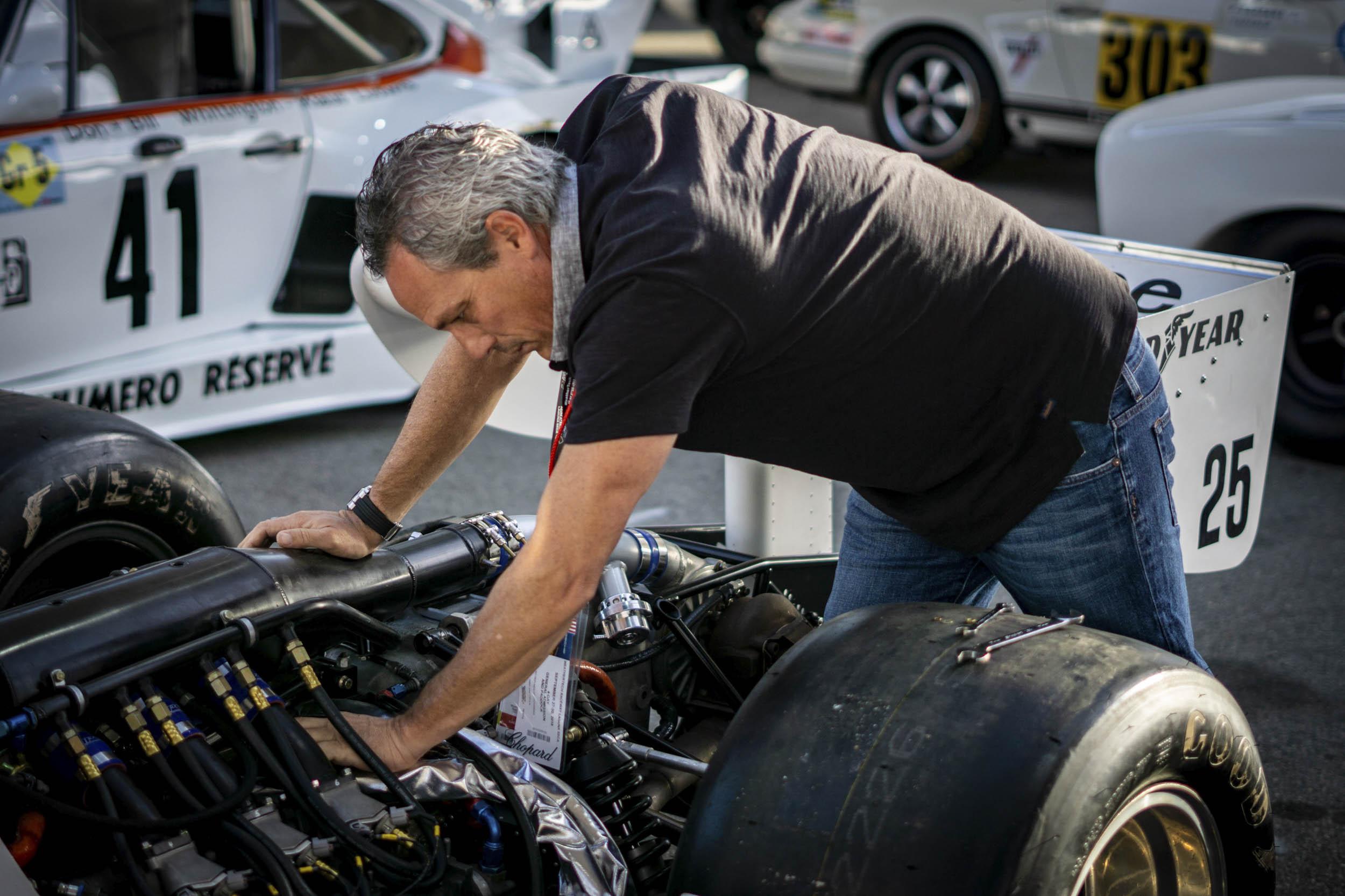 Indy Mechanic