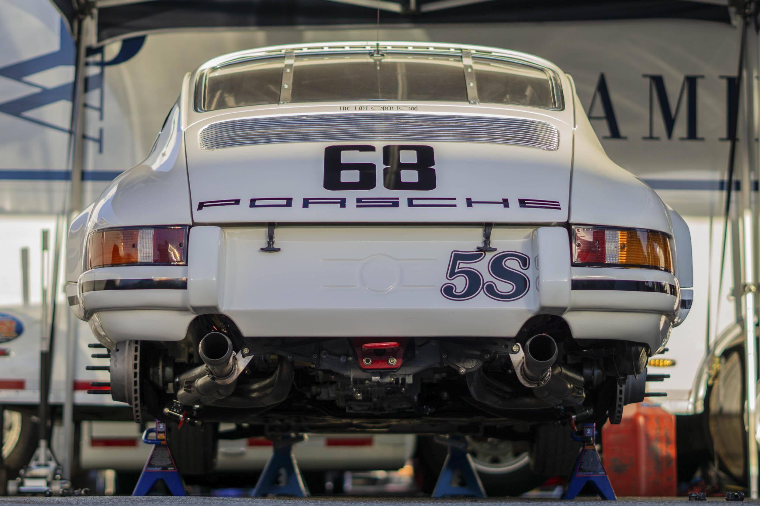 1968 Porsche 911 Alan Benjamin