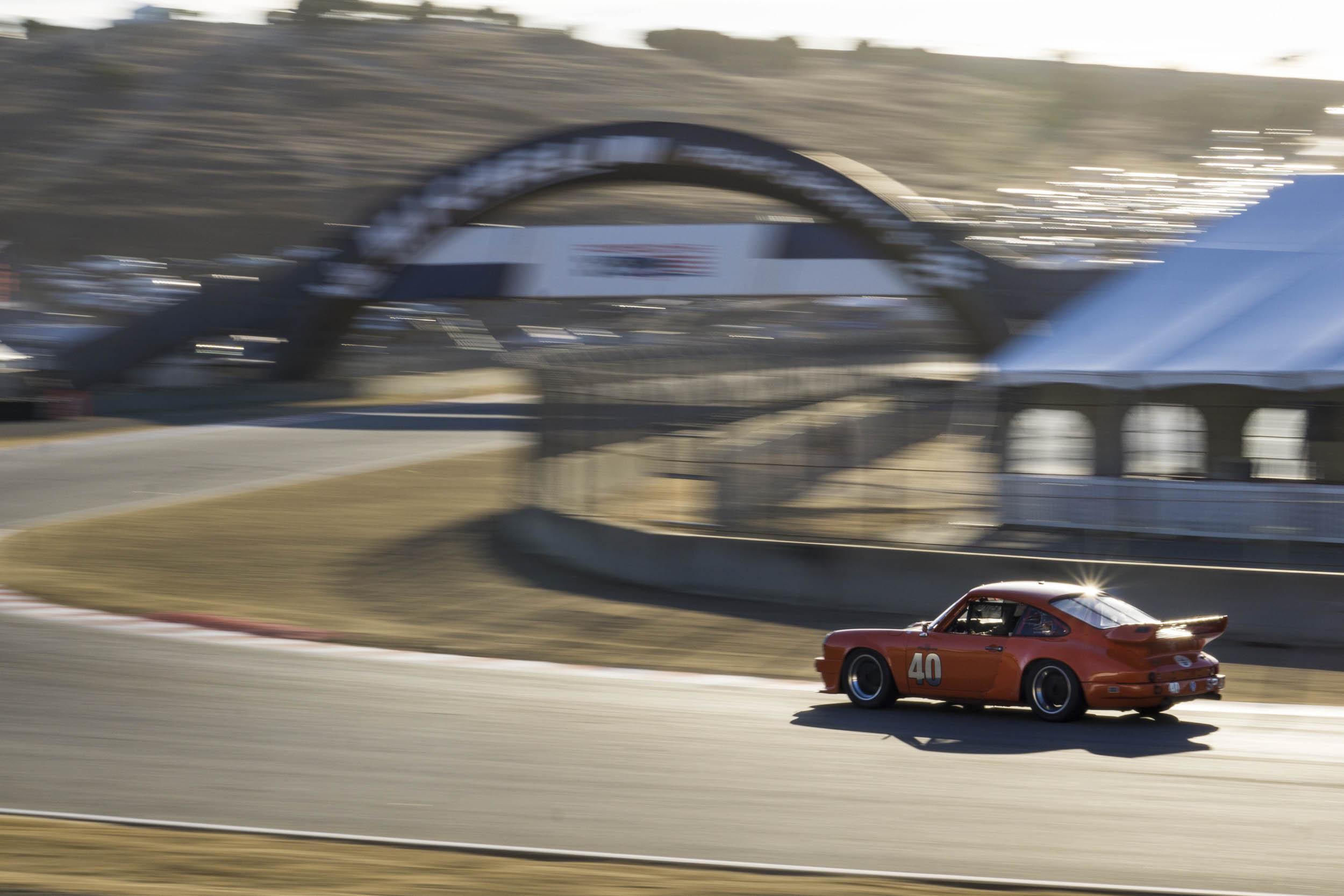 Bobby Singh's Porsche 911