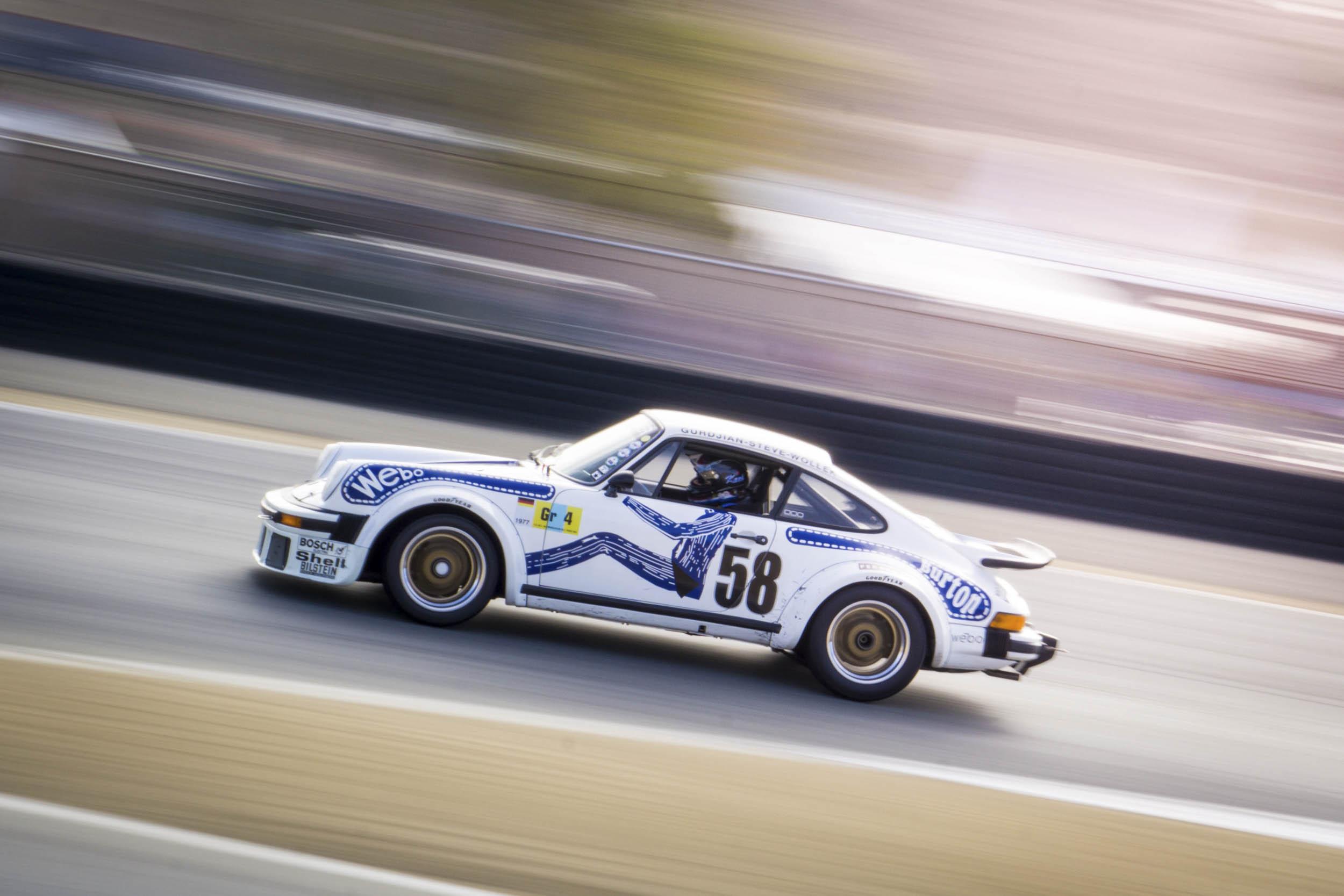 1976 Porsche 943 Randal Smalley