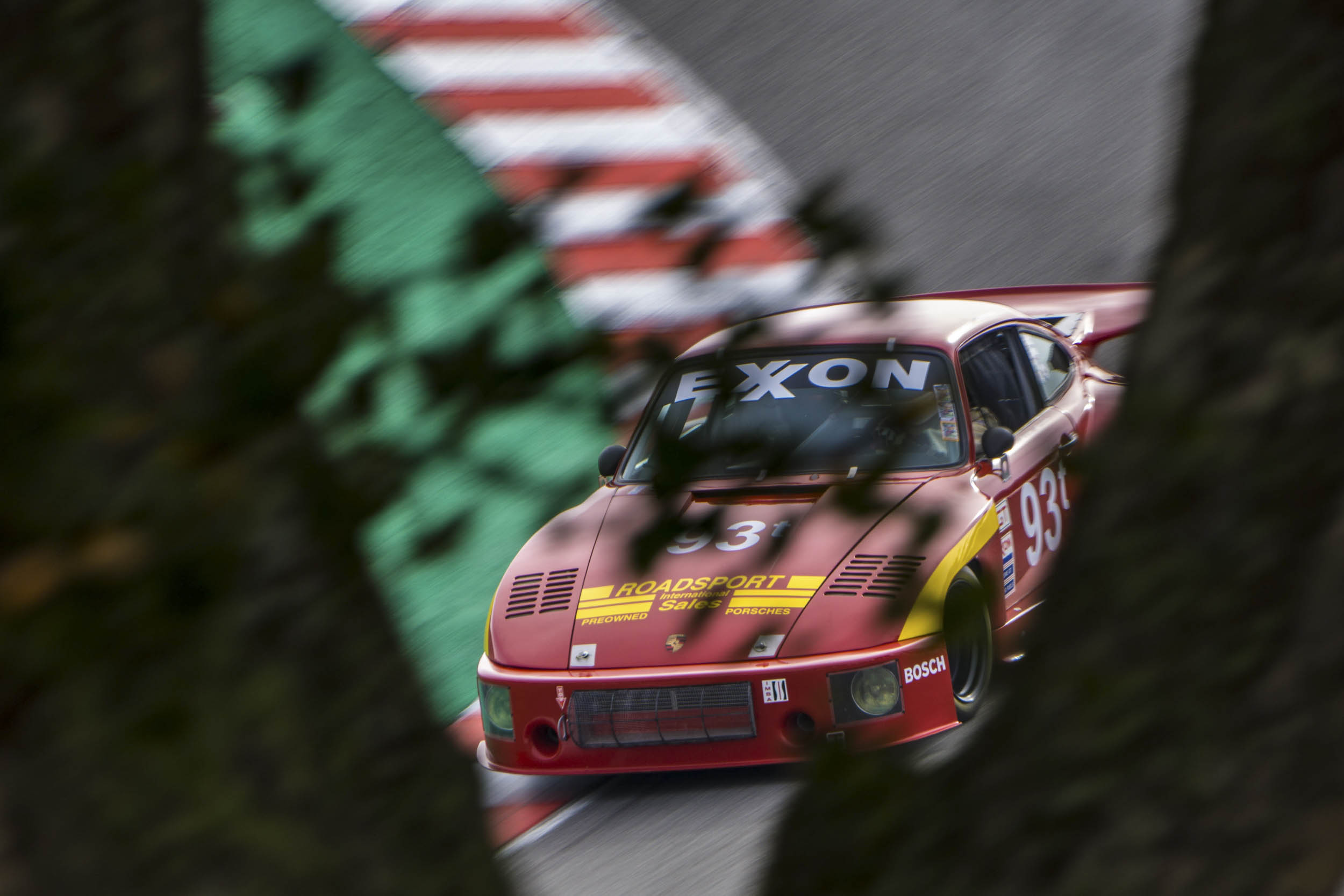 1978 Porsche 930 Turbo Tom Hedge
