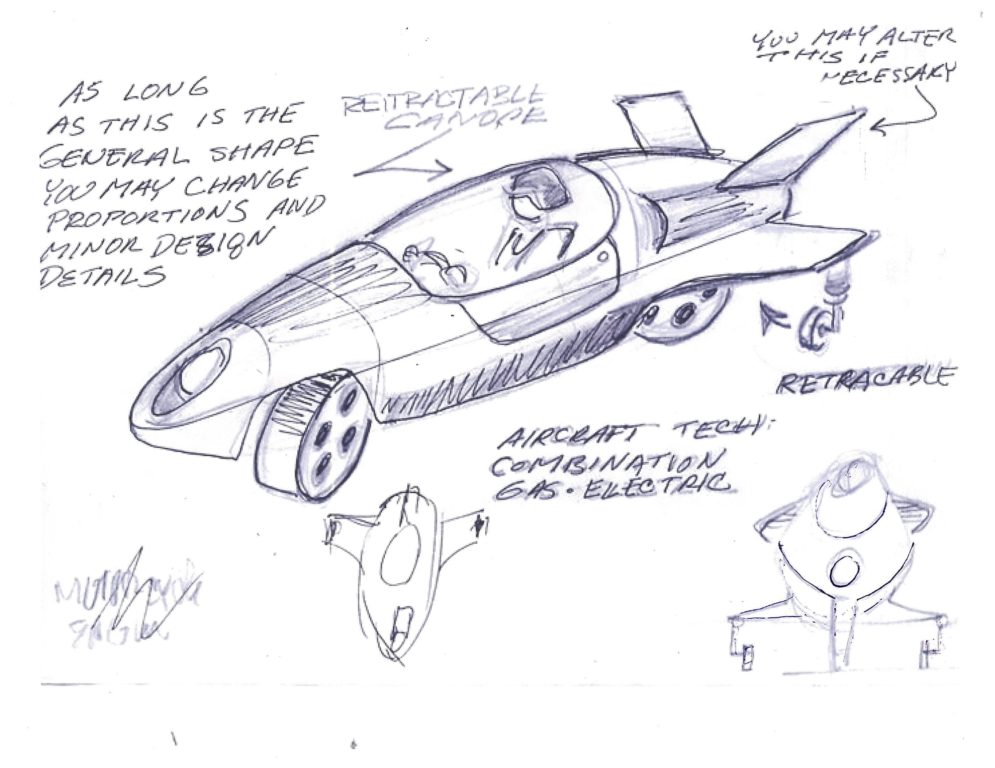Corwin schematics