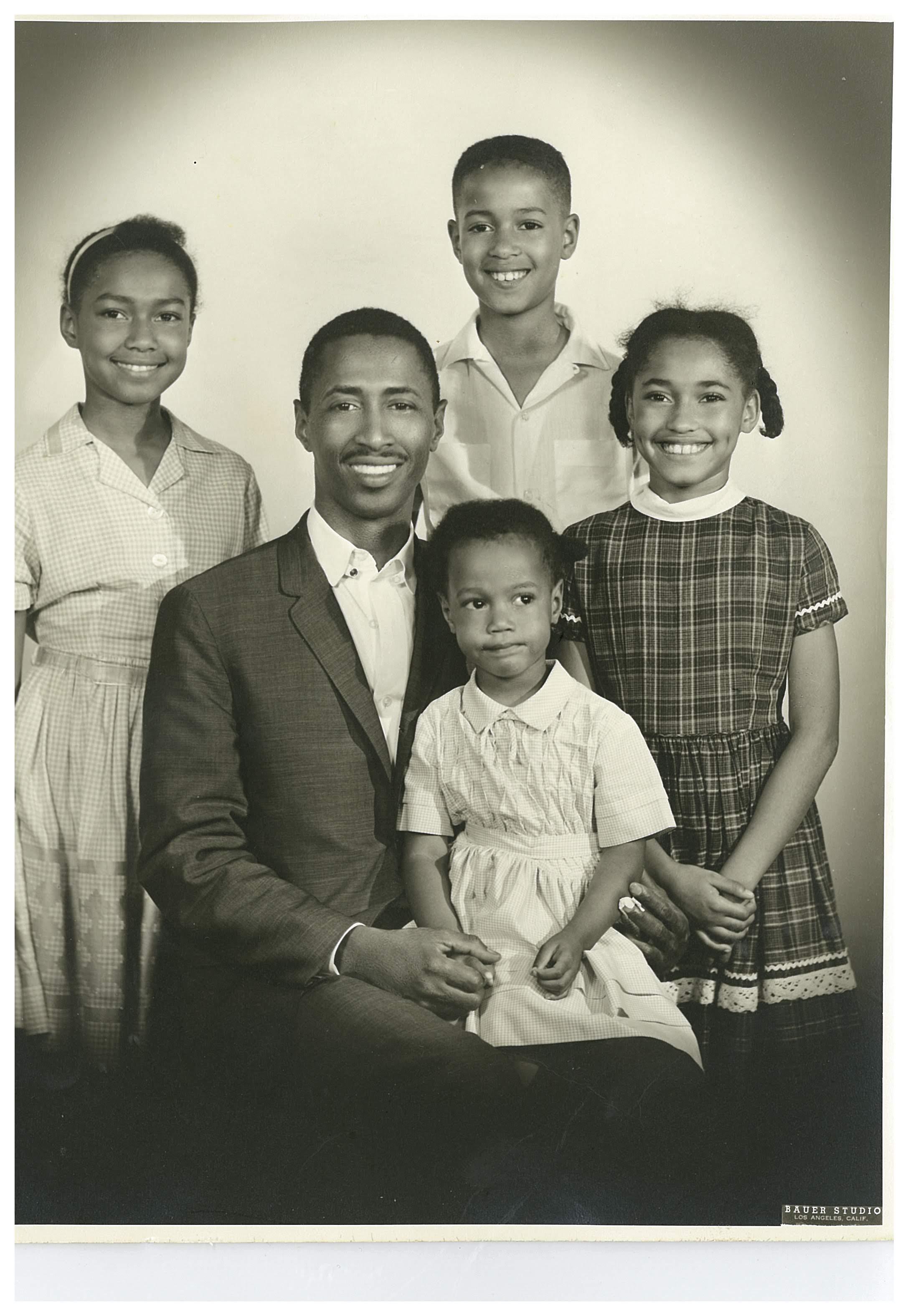 Corwin family photo