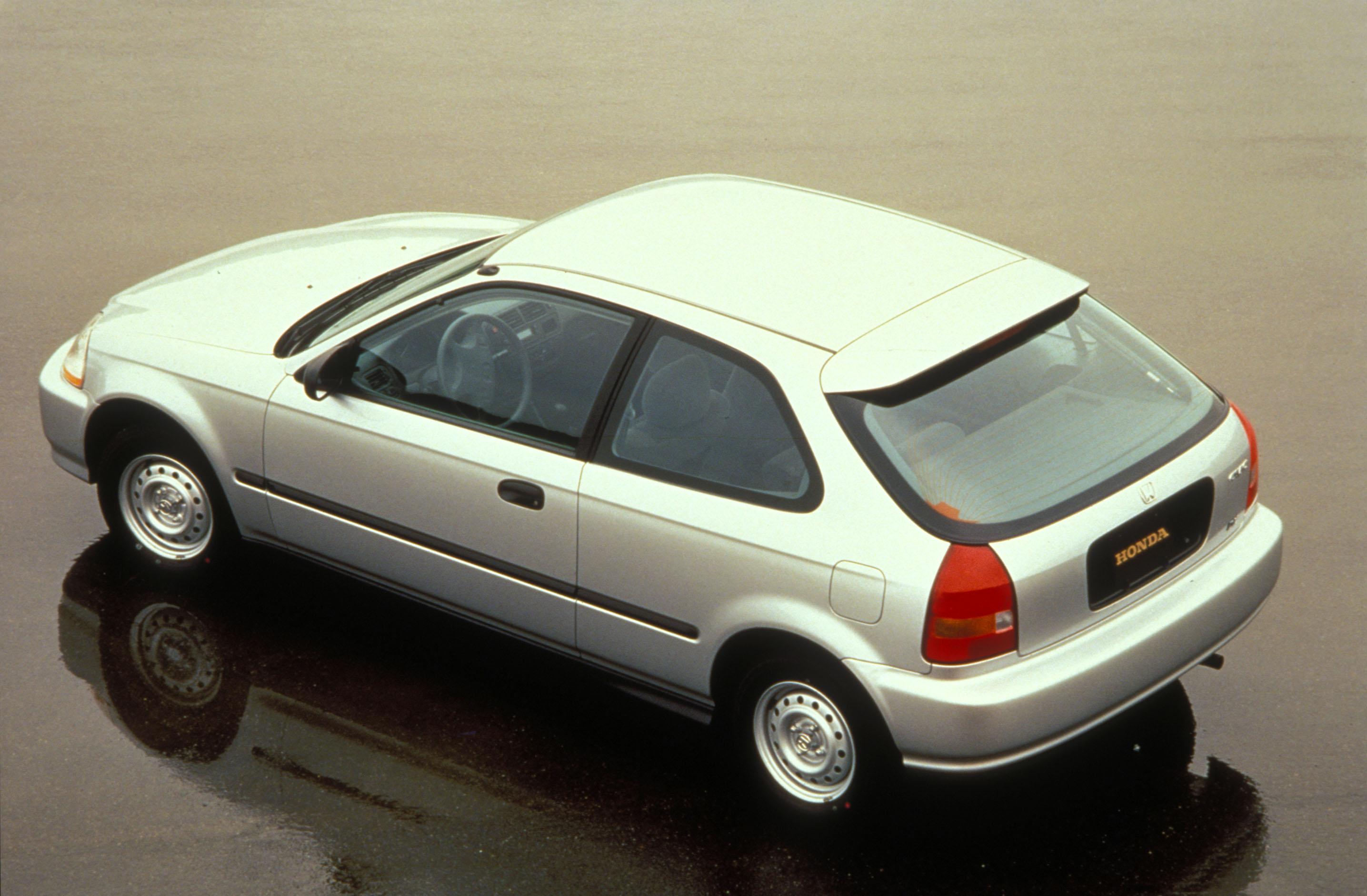 1996 Honda Civic HX Hatchback