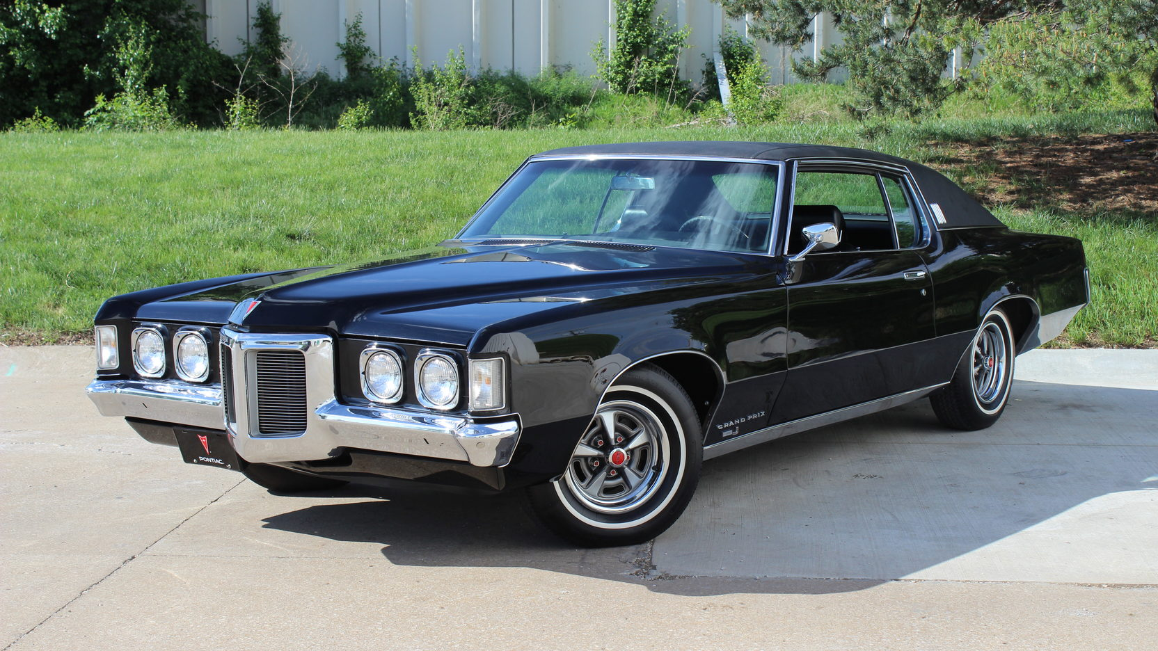 1969 Pontiac Grand Prix j code