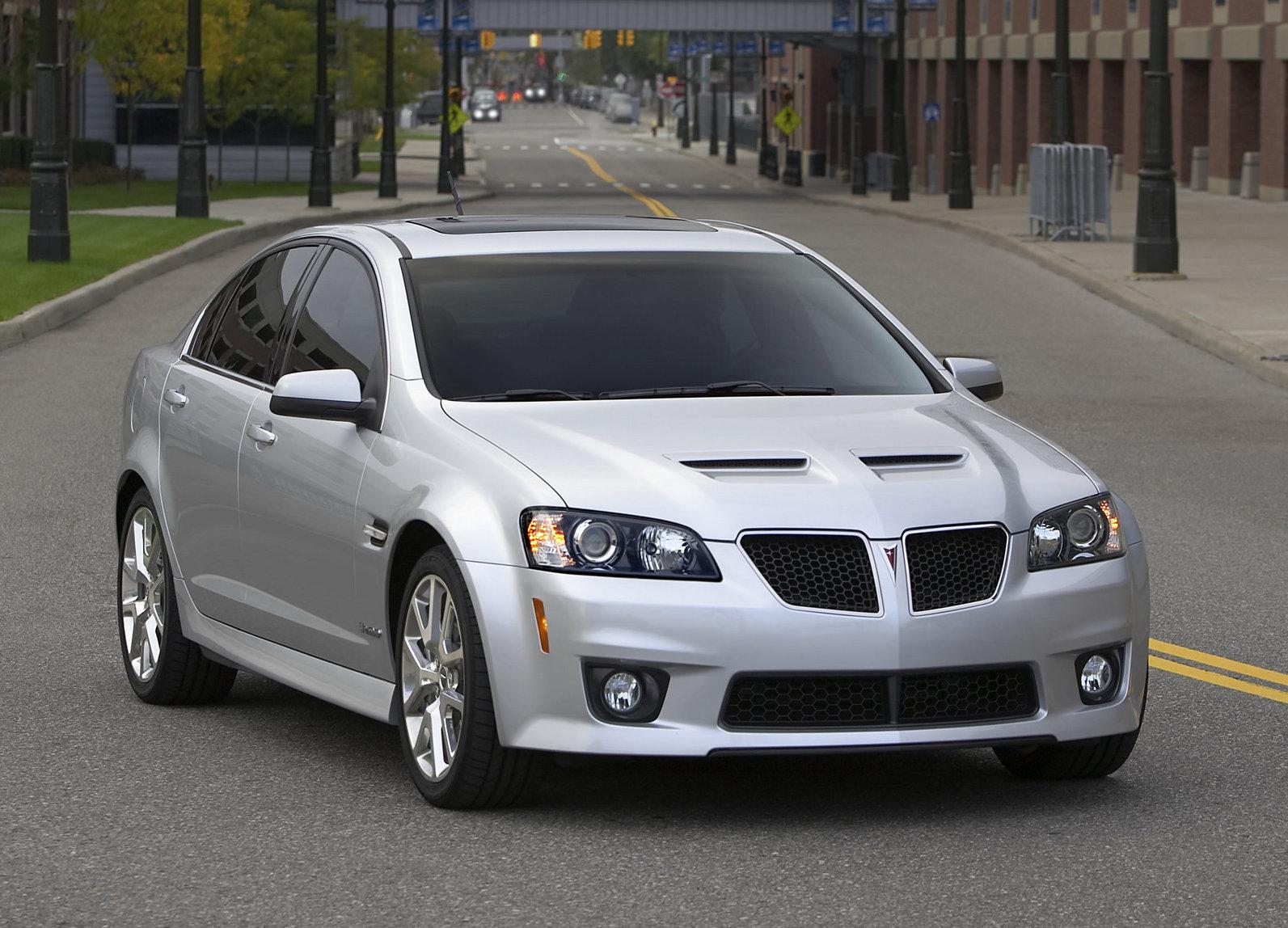 2000 Pontiac G8 GXP
