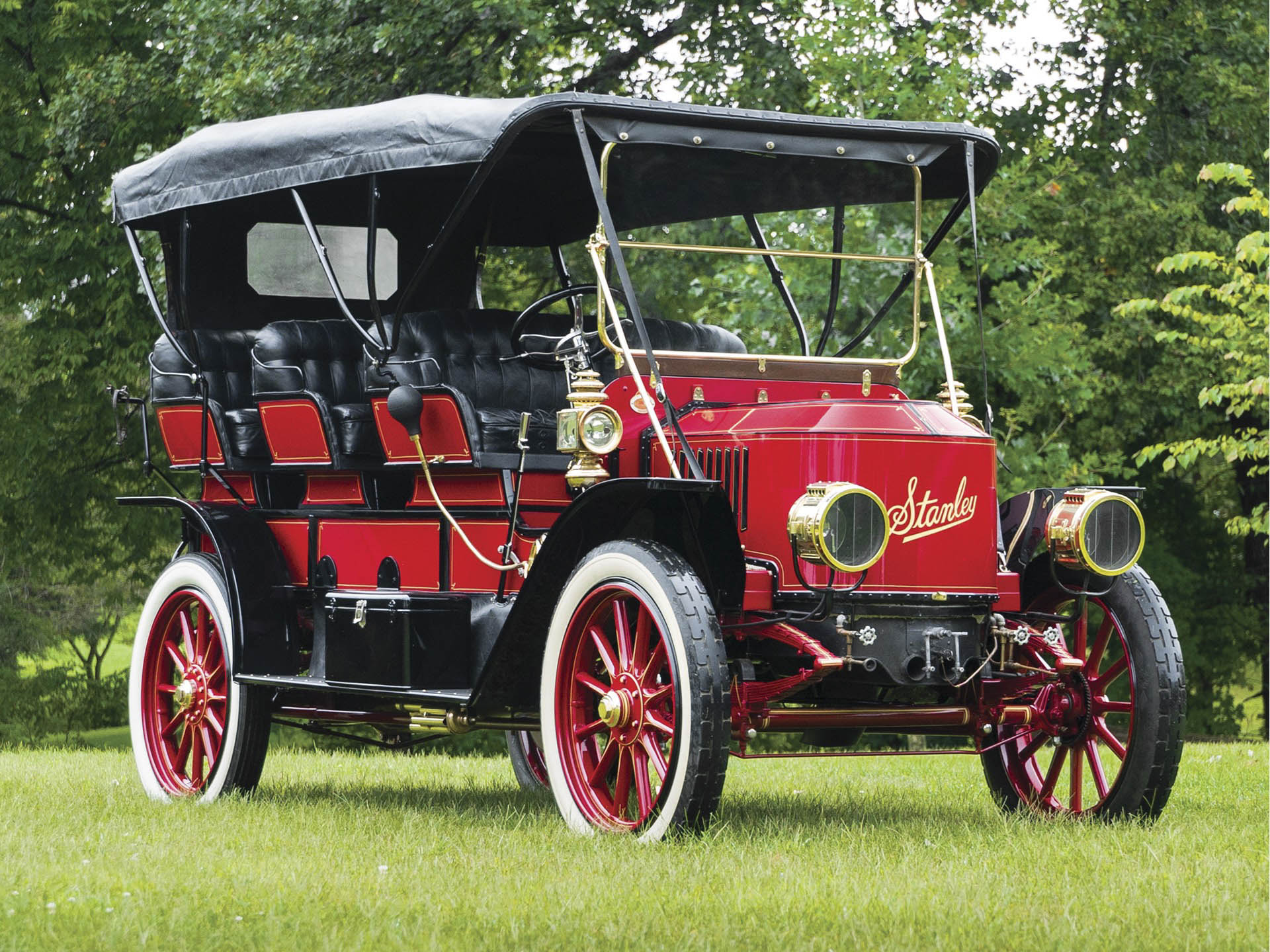 1909 Stanley Model Z Mountain Wagon