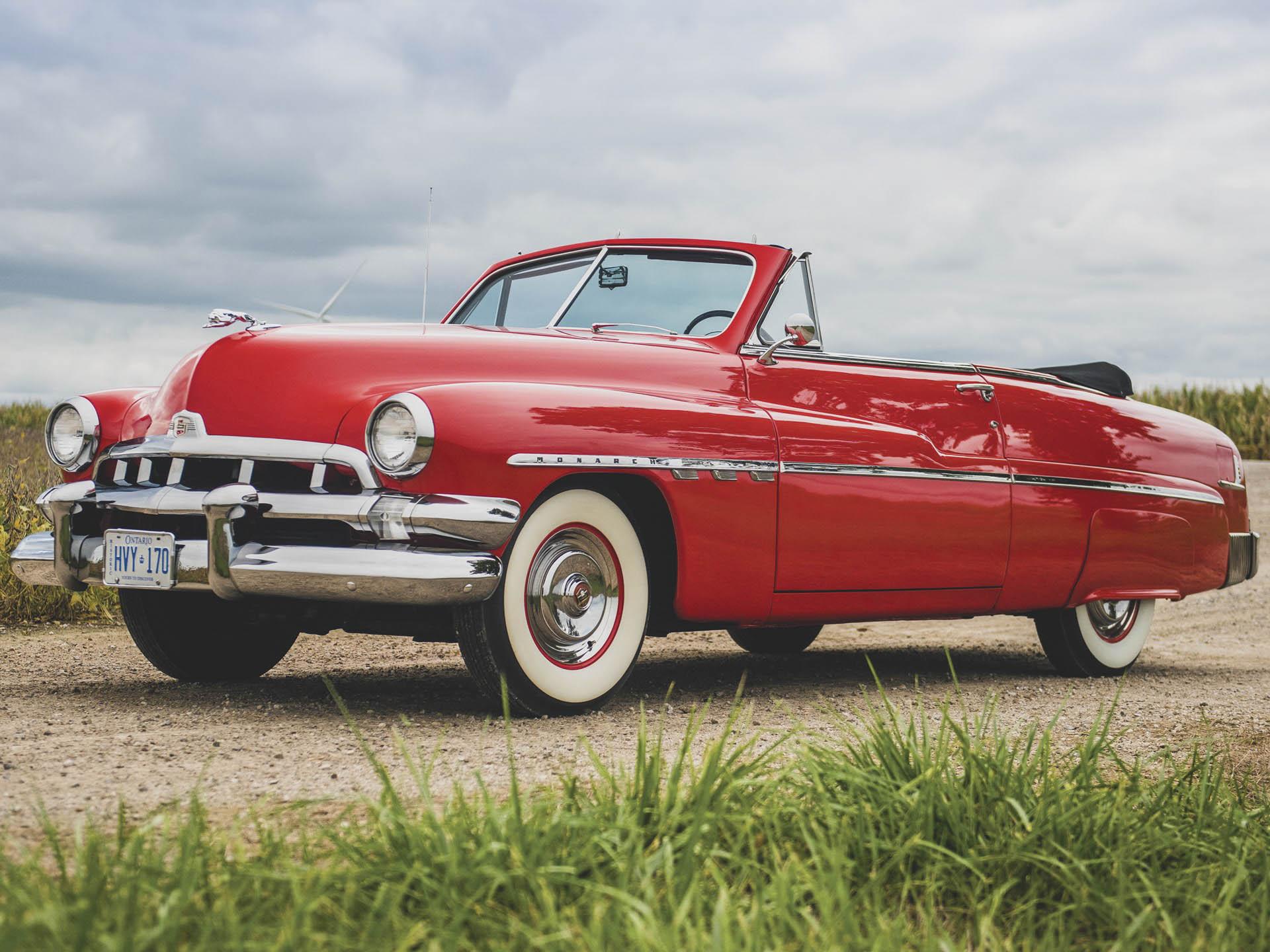 1951 Monarch Convertible