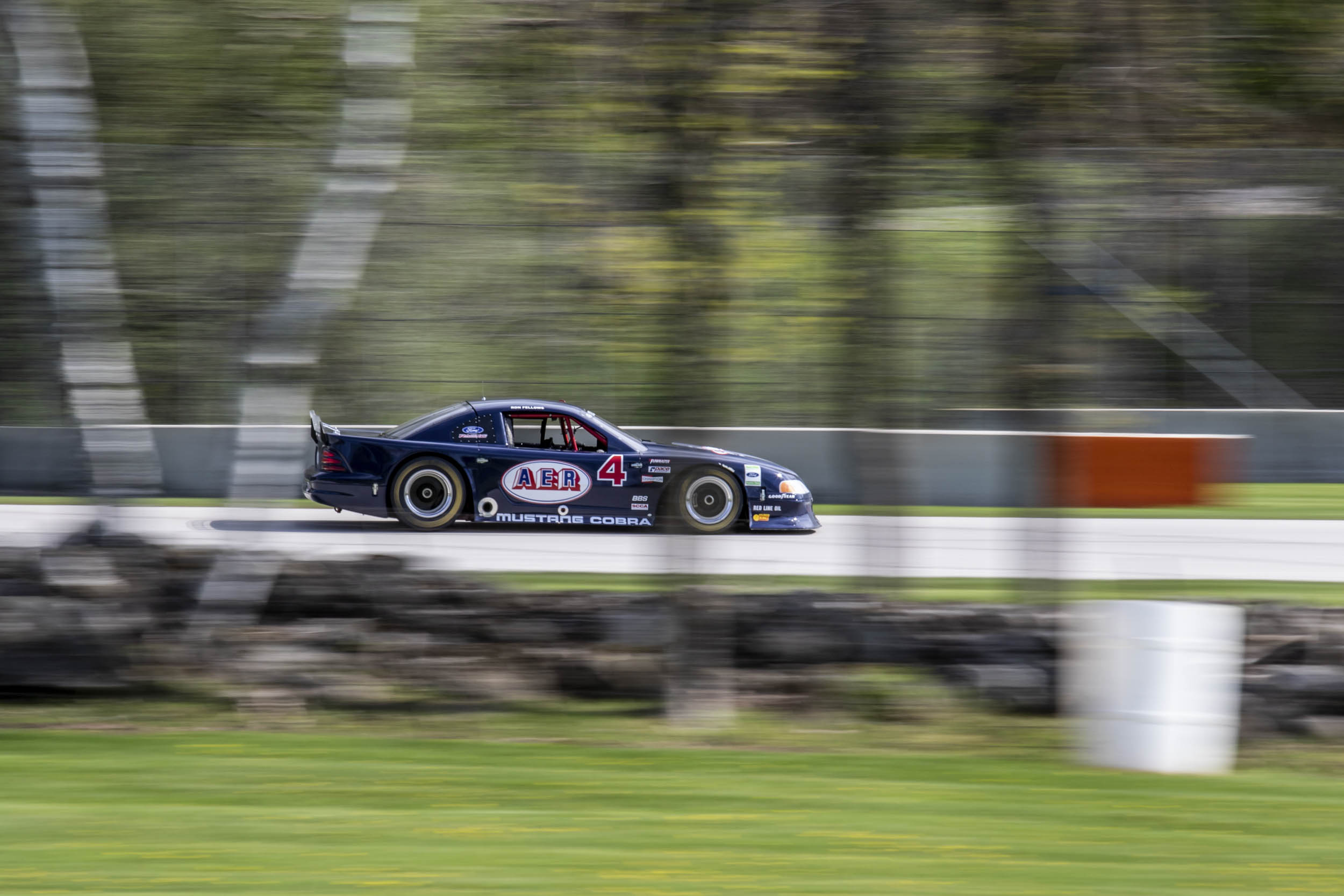 """""""I like seeing if I can get the car to do what I want,"""" says Bud Bennett, about the challenge of driving an 800-hp, purpose- built race car."""