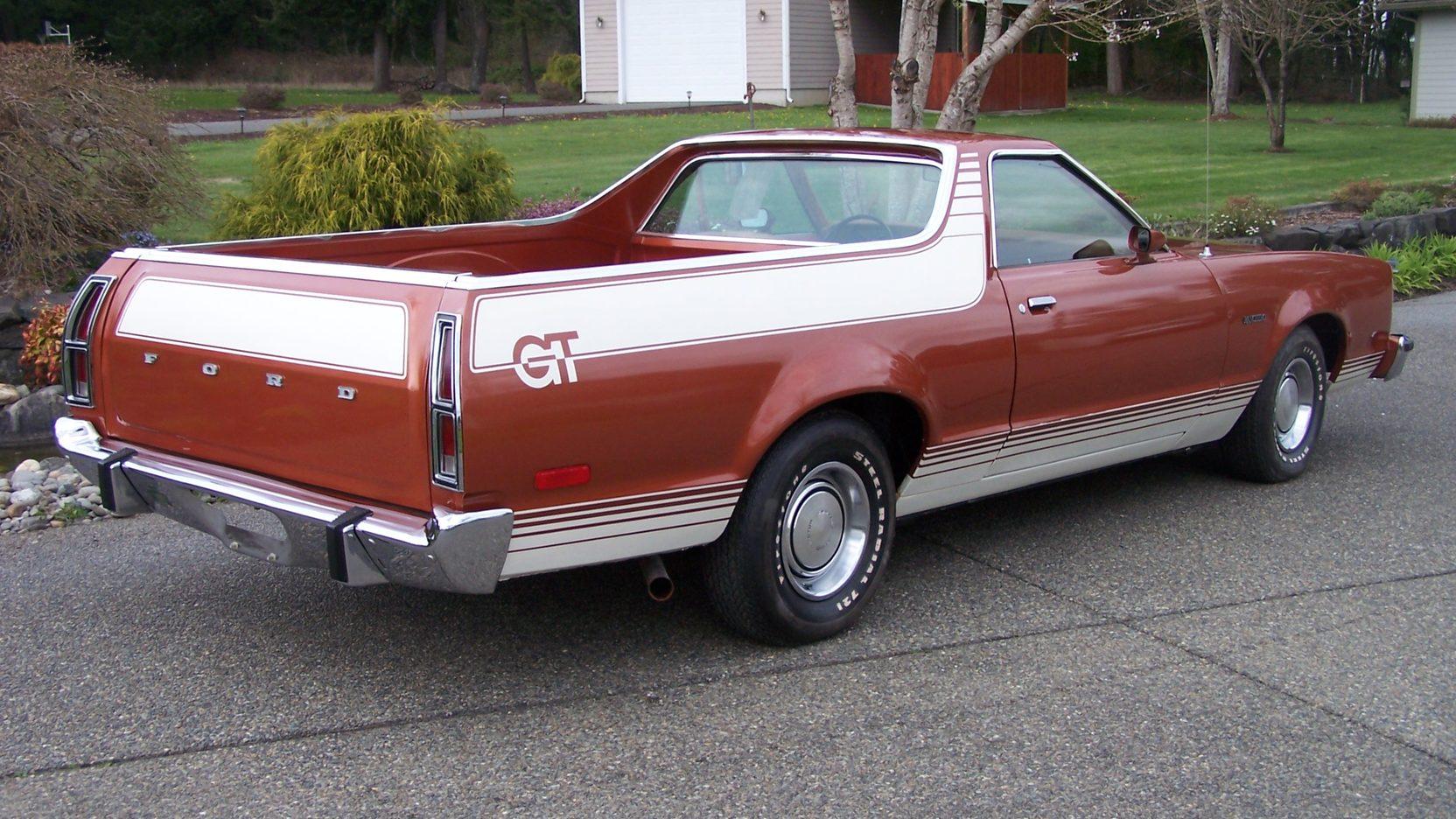 1979 Ford Ranchero GT