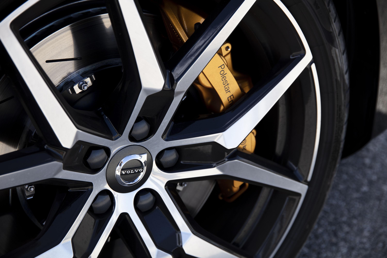 2019 Volvo S60 Polestar wheel detail