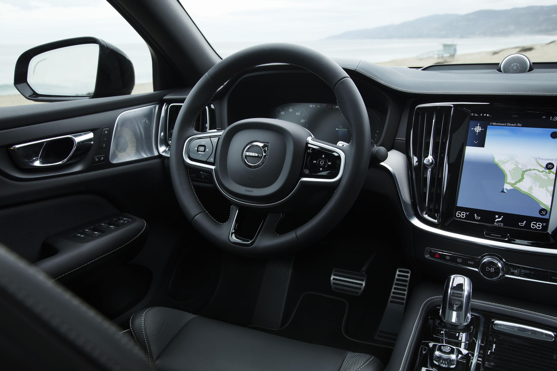 2019 Volvo S60 Polestar interior