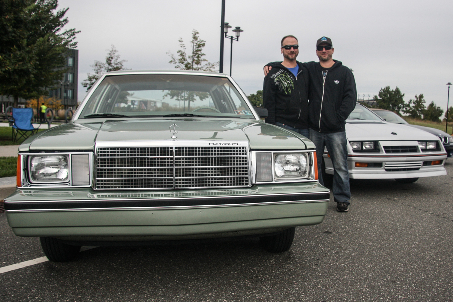Nate and Matt Flamini collect the cars their parents once owned, and loathed.