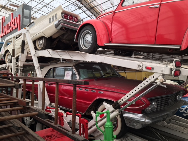 LeMay Collection Marymount car carrier