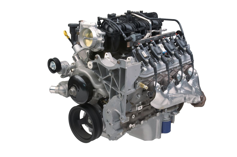 GM L96 crate engine