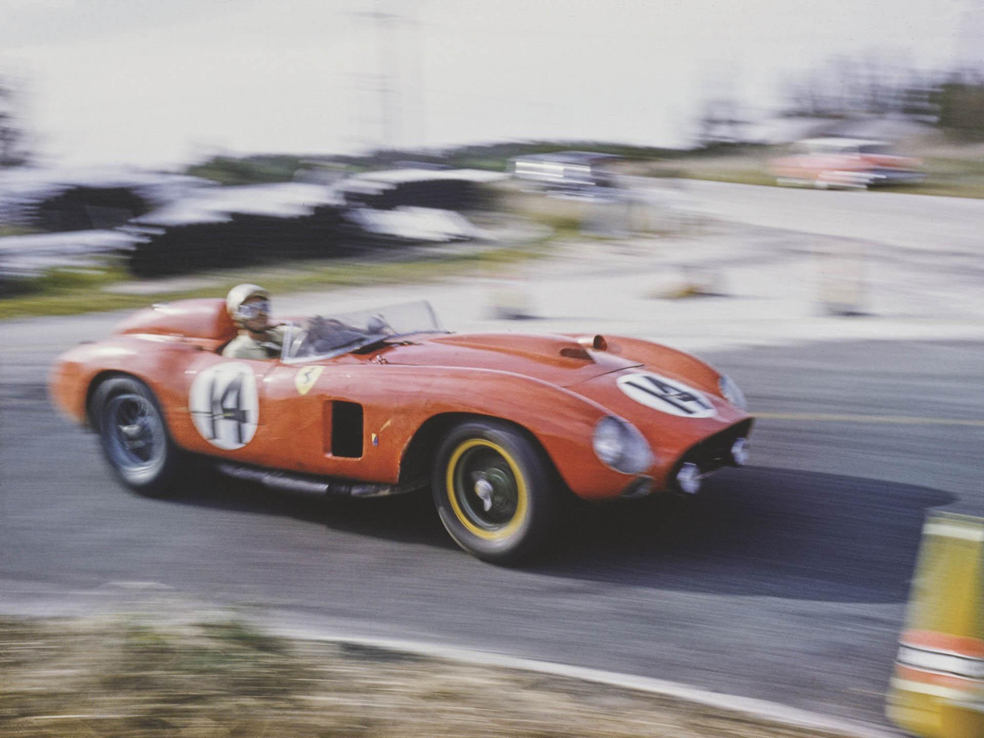 1956 Ferrari 290 MM racing