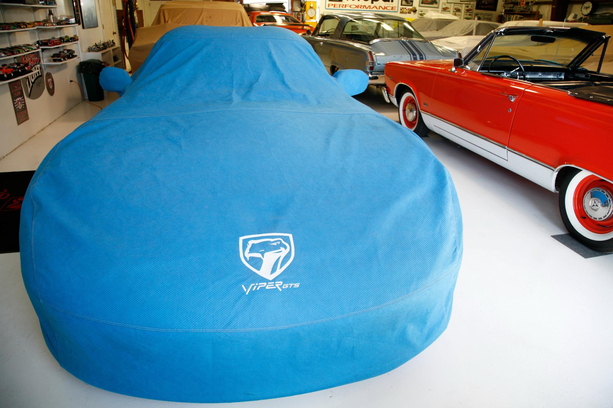 Viper car cover