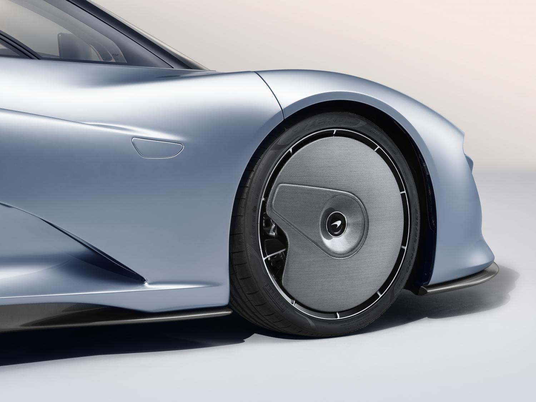McLaren Speedtail front wheel