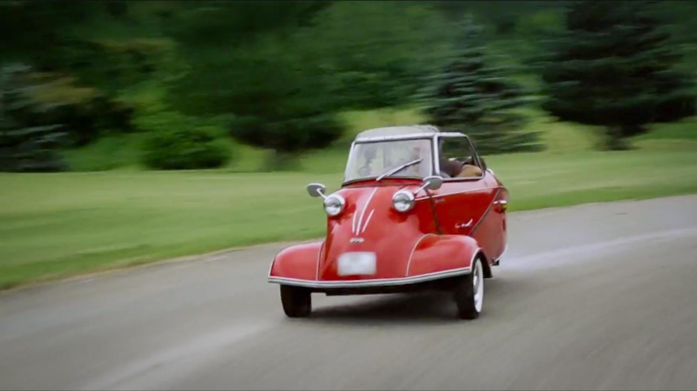American Pickers History Messerschmitt microcar