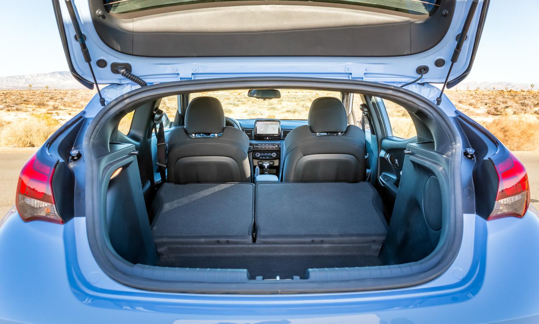 2019 Hyundai Veloster N hatch