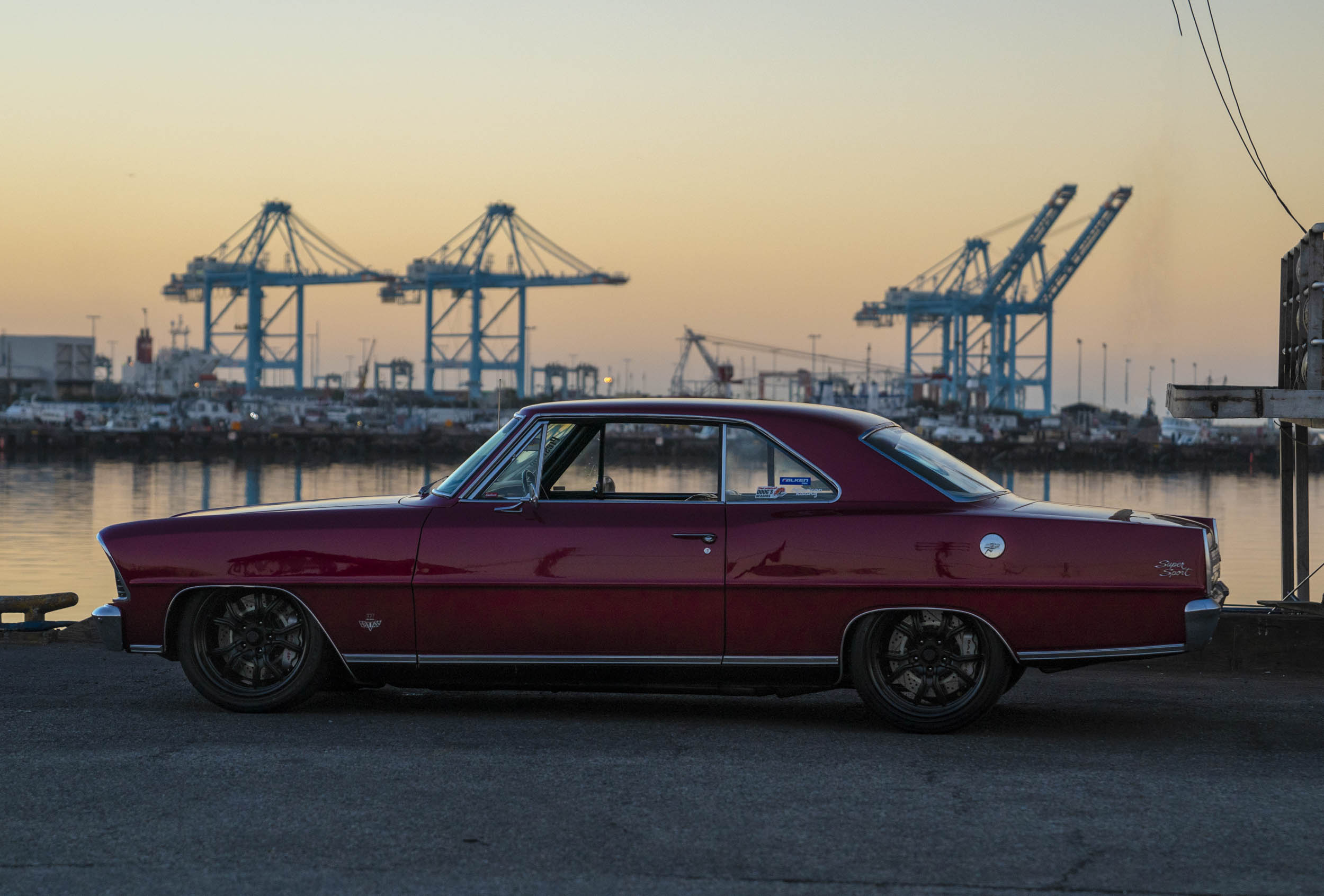 1967 Chevrolet Nova SS profile