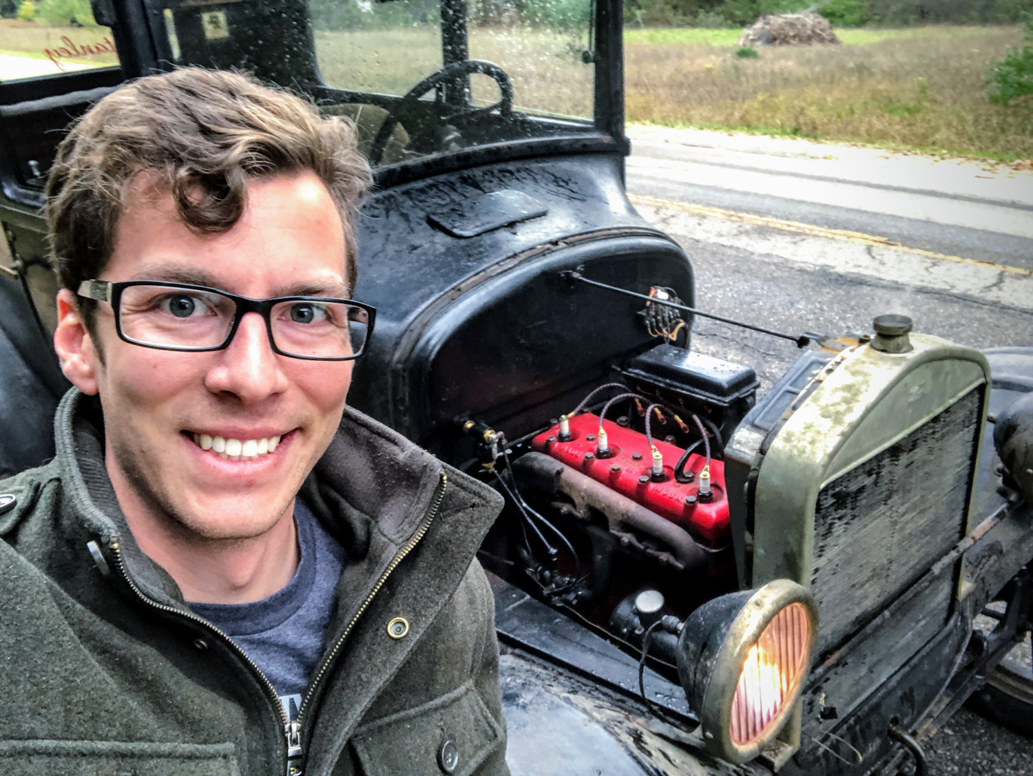 1926 Ford Model T First Drive