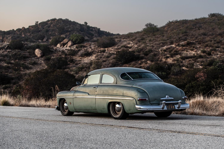 Icon Derelict 1949 Mercury Coupe rear 3/4