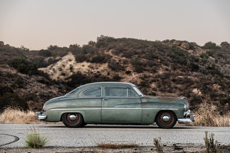 Icon Derelict 1949 Mercury Coupe Side profile