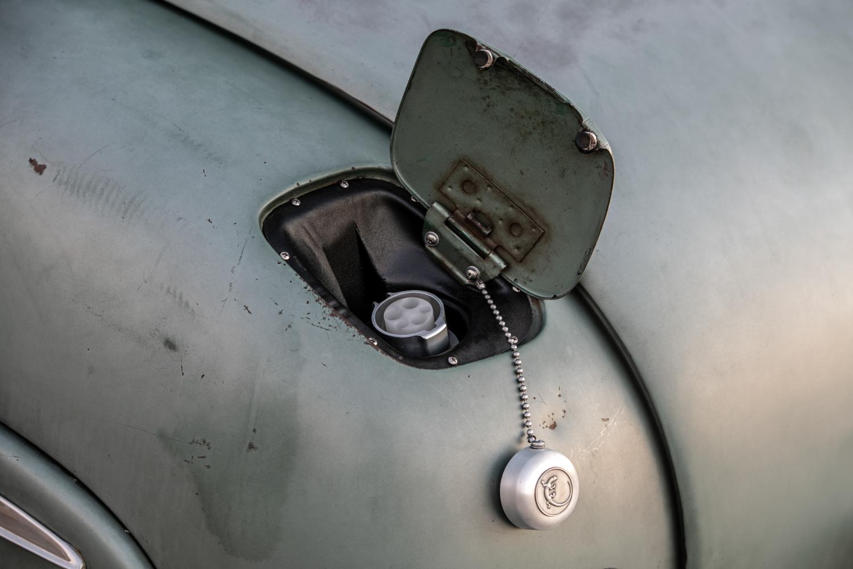 Icon Derelict 1949 Mercury Coupe IV charge port