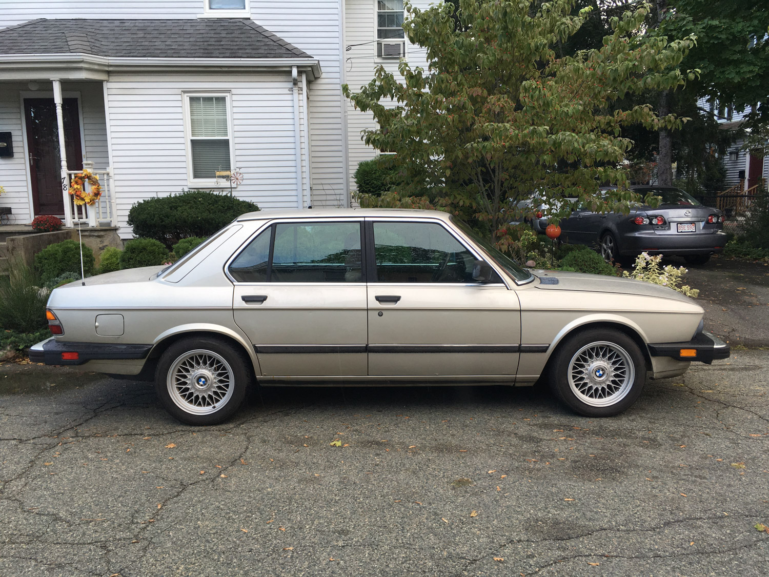 I bought the needier-than-expected E28 BMW 5 Series at exactly the wrong time.