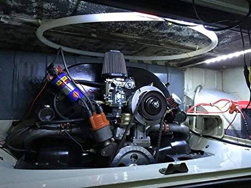 Blazecut fire suppression system under hood