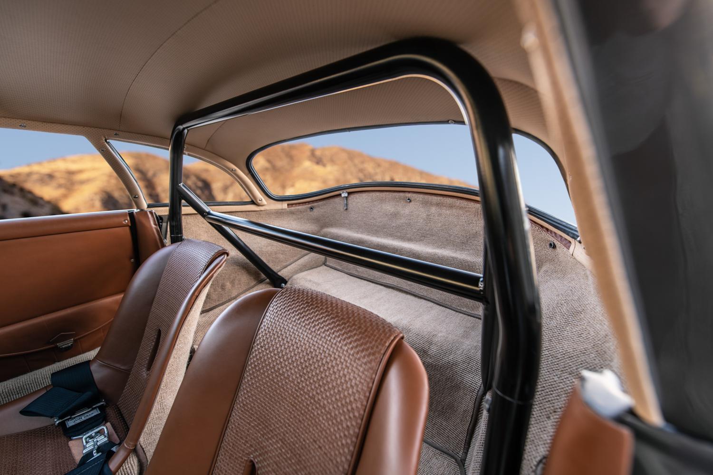 "1960 Porsche ""Emory  Special"" 356 roll bar"