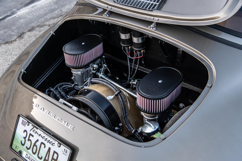 """1960 Porsche """"Emory  Special"""" 356 engine"""