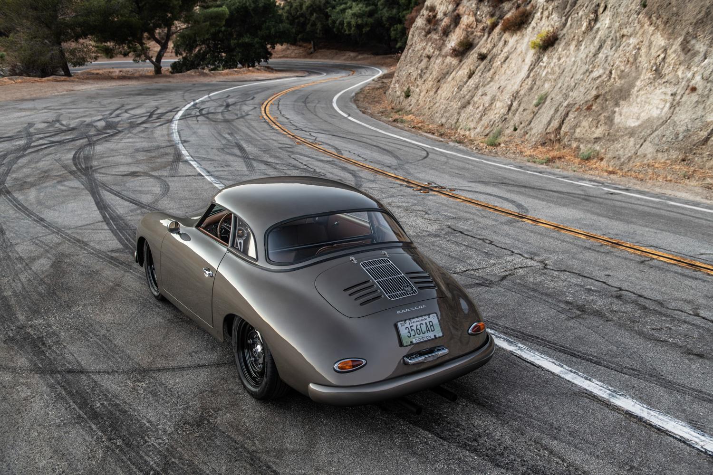 """1960 Porsche """"Emory  Special"""" 356 high 3/4 rear"""