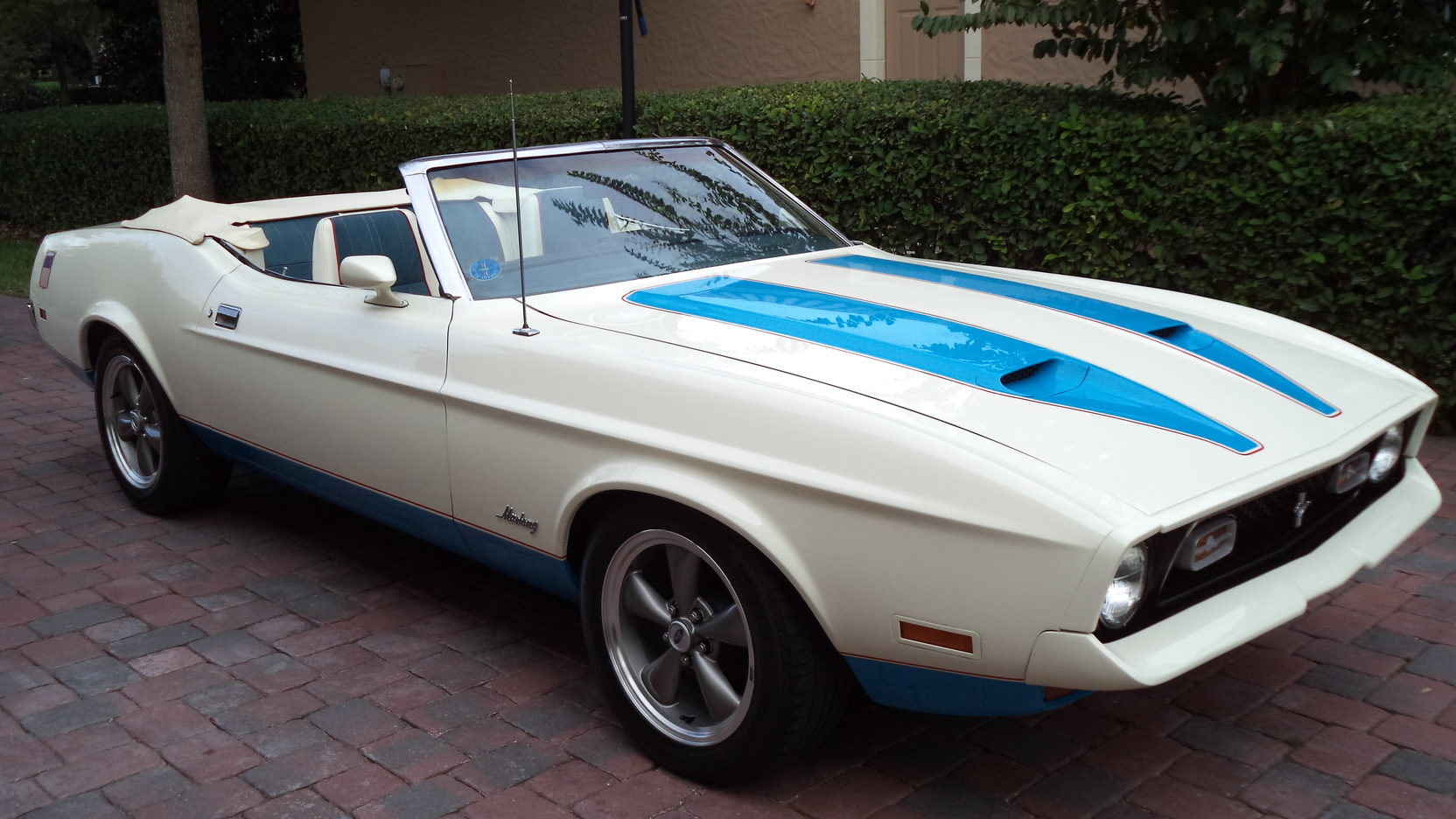 1972 Ford Mustang Sprint USA