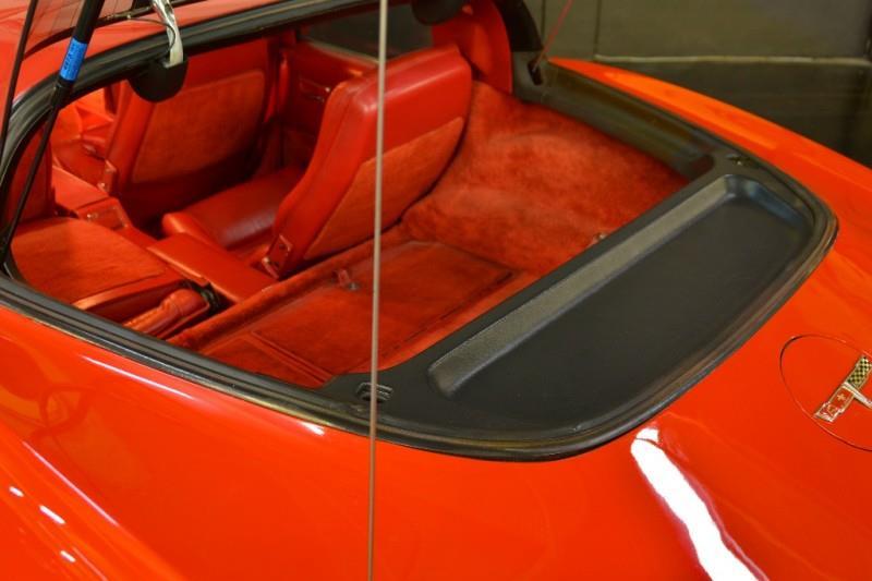 1980 Chevrolet Corvette four door rear hatch