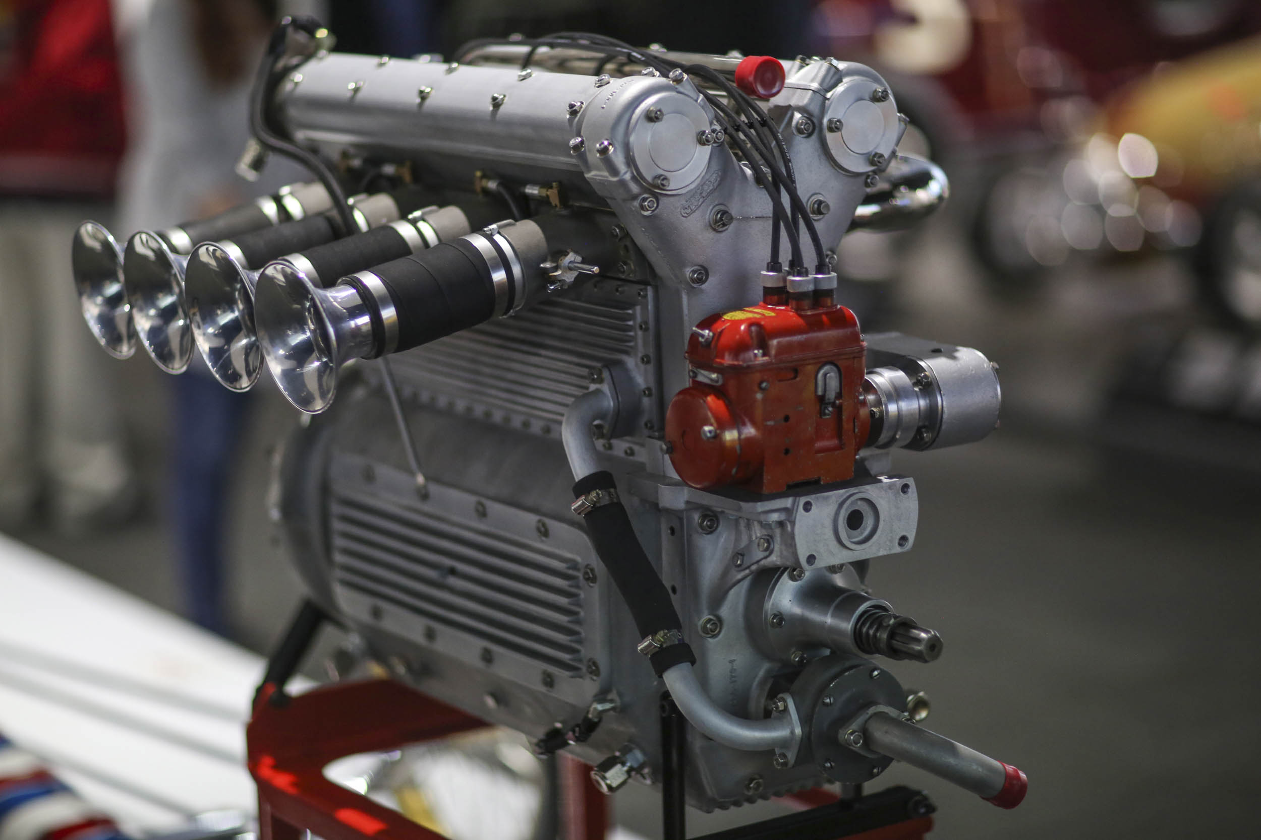 Every Indy 500 winner from 1947 to 1964 was powered by an Offenhauser engine