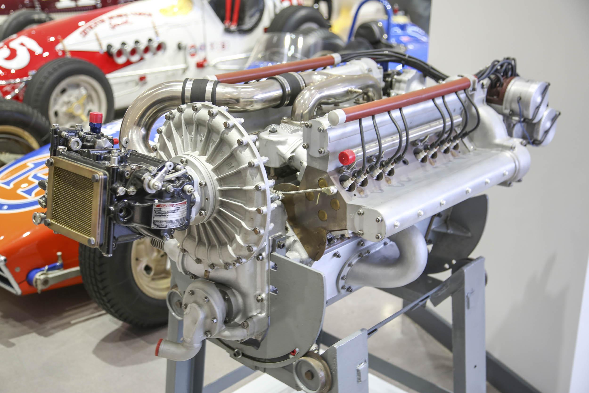 Parnelli Jones race engine