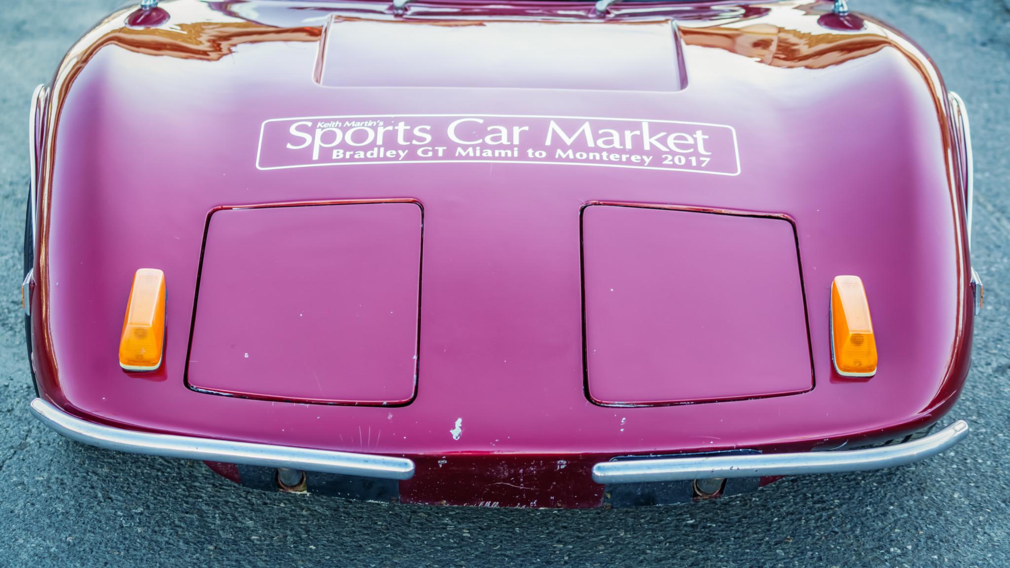 Bradley GT front bumper
