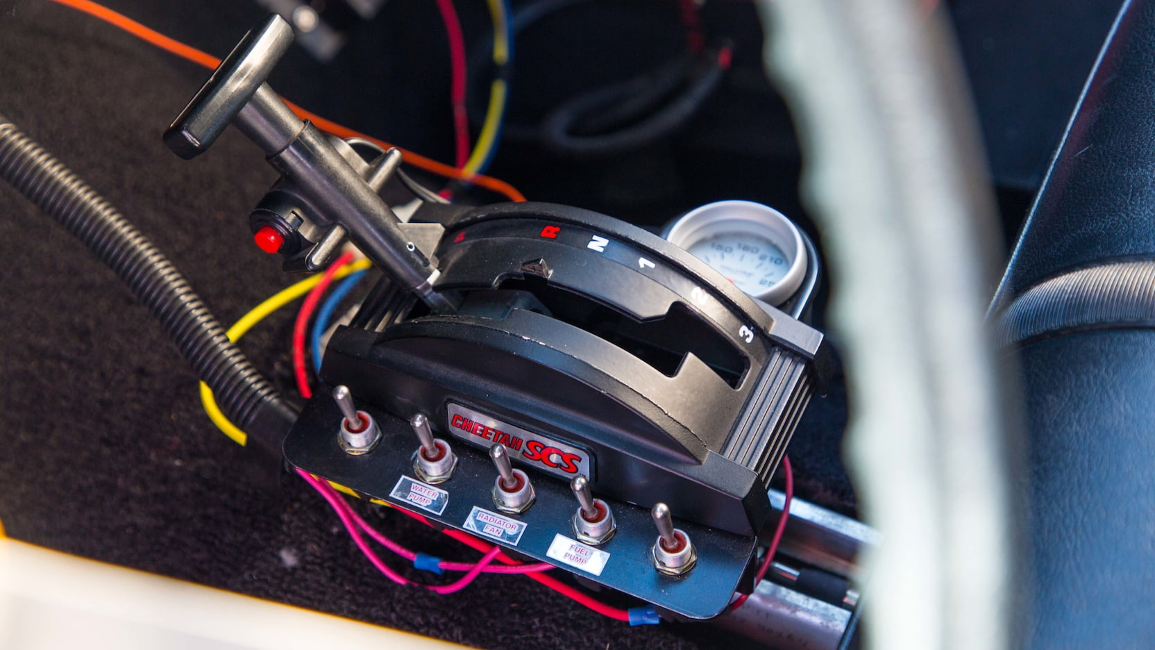 1970 Buick GS Stage II shifter