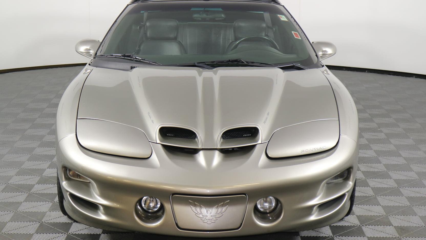 2001 Pontiac Firebird Trans Am WS6 hood scoops