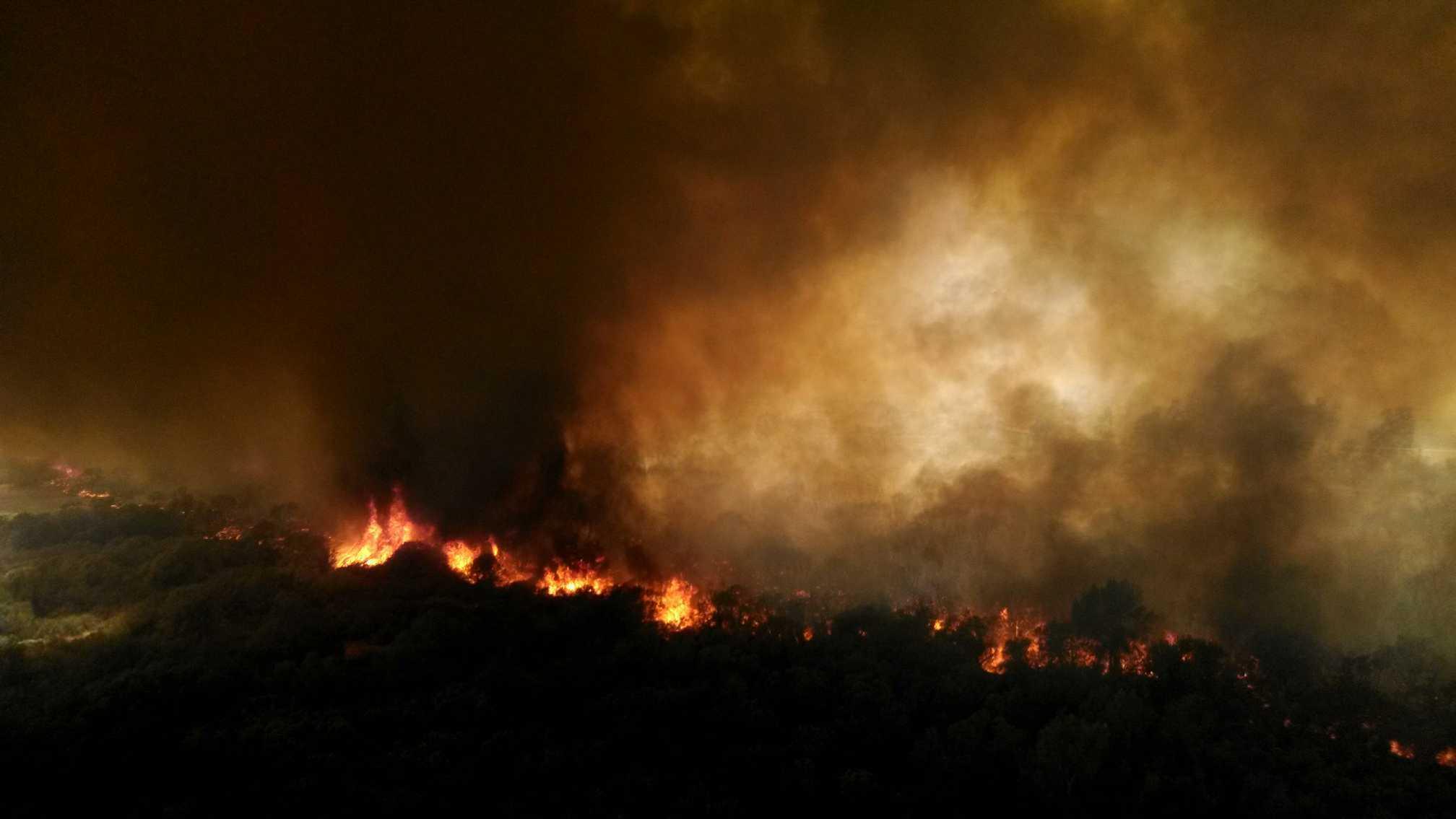 2014 California Wildfires
