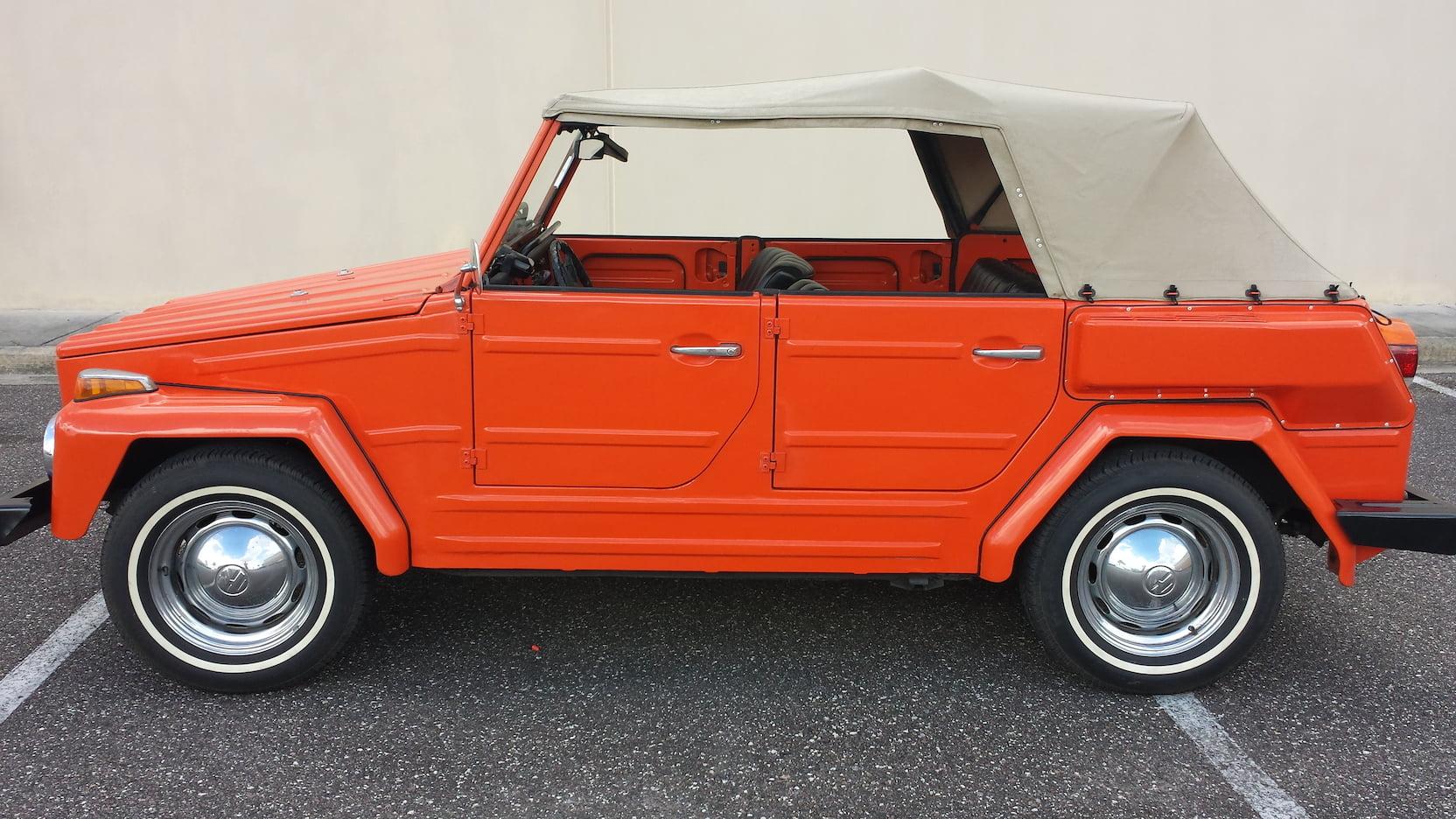 1974 Volkswagen Thing side