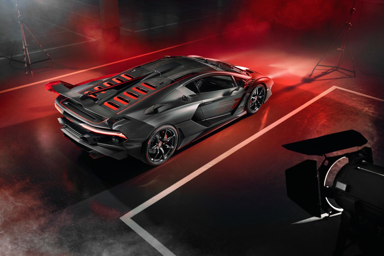 Lamborghini SC18 high 3.4 color