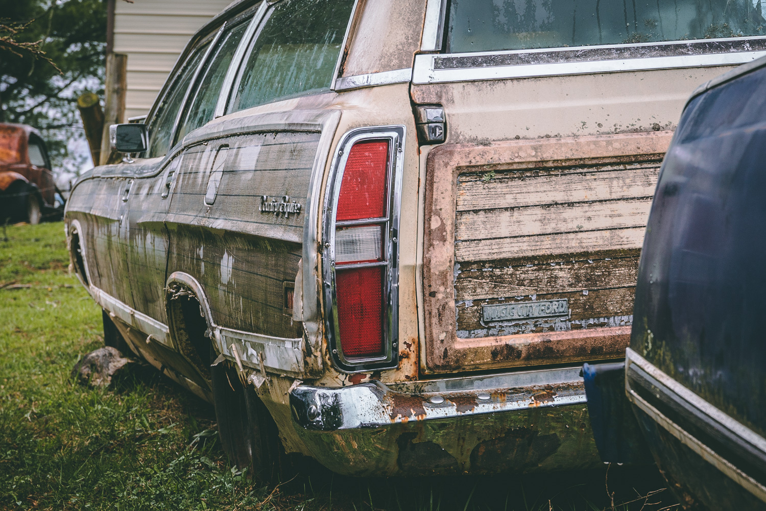 Barn Find Hunter ford country squire