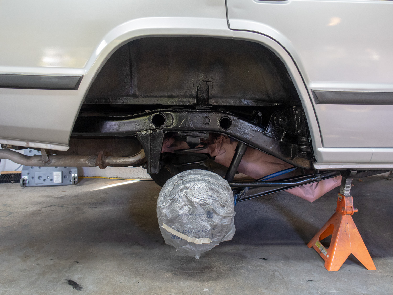 rust prevention paint frame